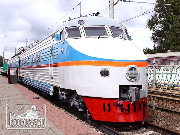 Музей железнодорожной техники на